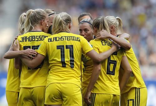 Женский ЧМ-2019. Швеция переиграла Англию в матче за бронзу