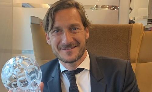 Реал приглашает Тотти на должность посла клуба