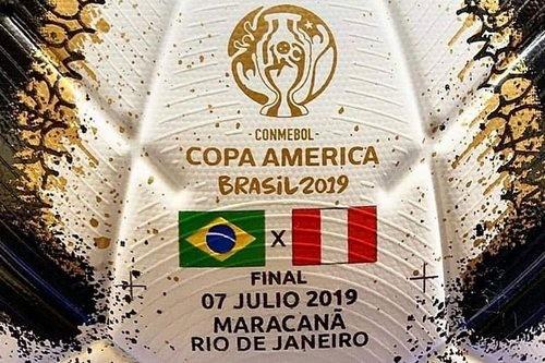 Где смотреть онлайн финальный матч Кубка Америки Бразилия – Перу