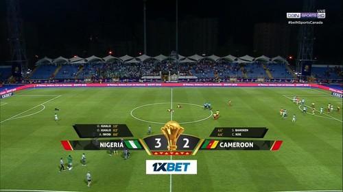 Нигерия – Камерун – 3:2. Видео голов и обзор матча