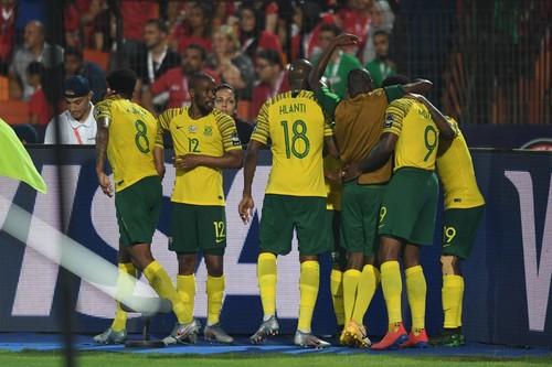 Кубок африканских наций. Египет выбыл после поражения от ЮАР