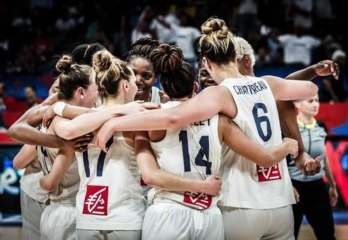 Франция стала первым финалистом Евробаскета-2019
