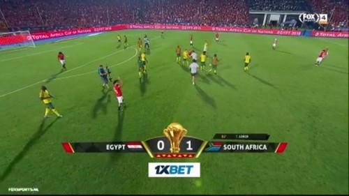 Египет – ЮАР – 0:1. Видео гола и обзор матча