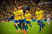 Сборная Бразилии в меньшинстве обыграла Перу в финале Кубка Америки