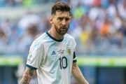 Месси могут на 2 года отстранить от выступлений за сборную