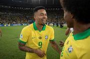 Жезус извинился за свою выходку в финале Кубка Америки