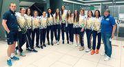 Универсиада. Женская сборная Украины уступила Мексике
