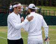 Роджер Федерер - Маттео Берреттини. Смотреть онлайн. LIVE трансляция