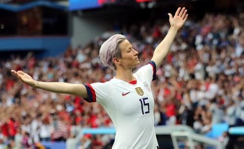 Сборная США выиграла женский чемпионат мира по футболу