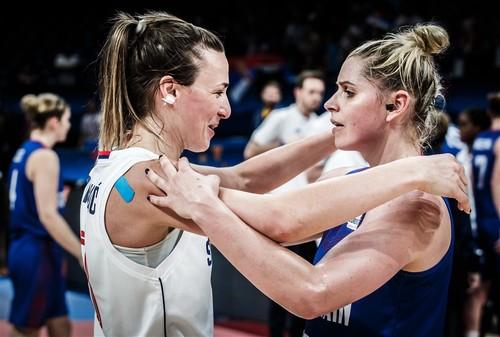 Сербия разгромила Великобританию в матче за бронзу Евробаскета-2019