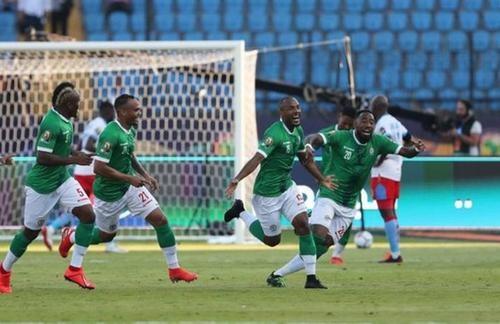 Кубок африканских наций. Мадагаскар вышел в 1/4 финала