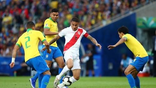Бразилия — Перу — 3:1. Видео голов и обзор матча