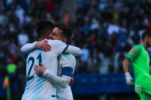 УЕФА не приглашал Аргентину в Лигу наций