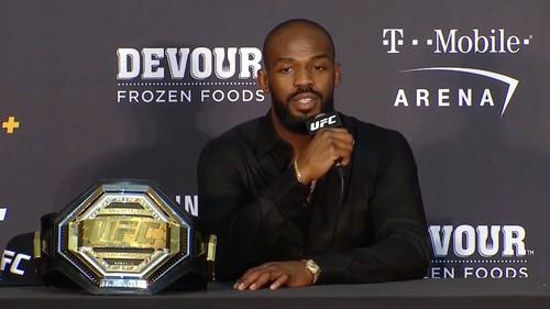 UFC 239. Прес-конференція після турніру в Неваді