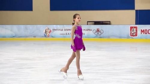 13-летняя скандальная российская фигуристка будет выступать за Украину