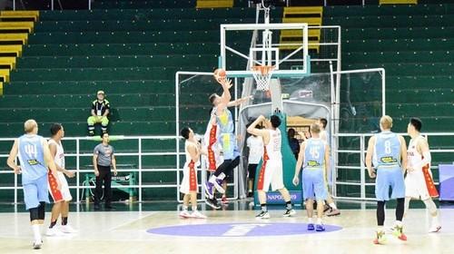 Баскетбол. Украина вышла в полуфинал Универсиады