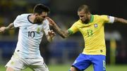 Дани АЛВЕС: «Месси - мой друг, но он не прав. Он не уважает Бразилию»