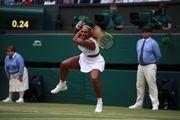 Серена Уильямс сыграет в полуфинале Уимблдона