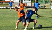 Мариуполь не доиграл контрольный матч из-за сильного тумана
