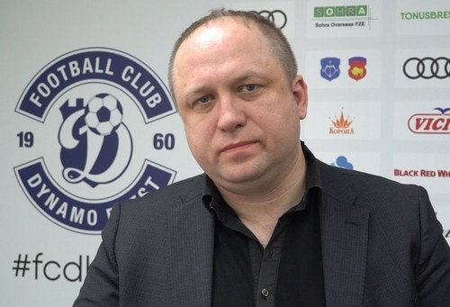 Владелец Динамо-Брест: «Русский мир» нам вреден»