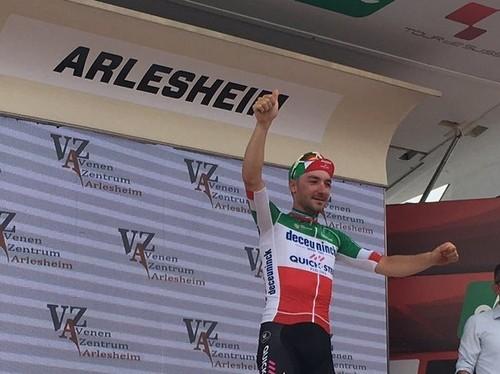 Тур де Франс. Вивиани выиграл четвертый этап