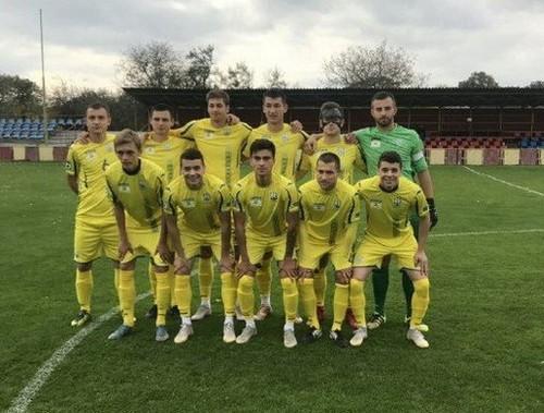Универсиада. Украинские футболисты вылетели в 1/4 финала