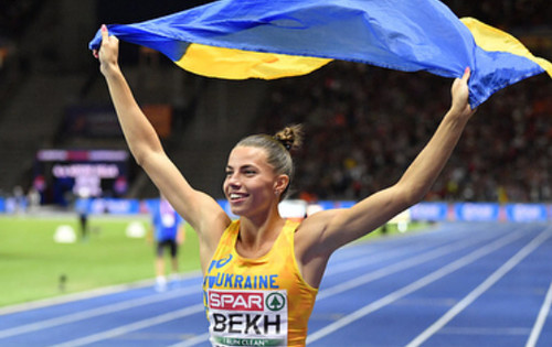 ВИДЕО. Победный прыжок Бех-Романчук на 6.84 м на Универсиаде
