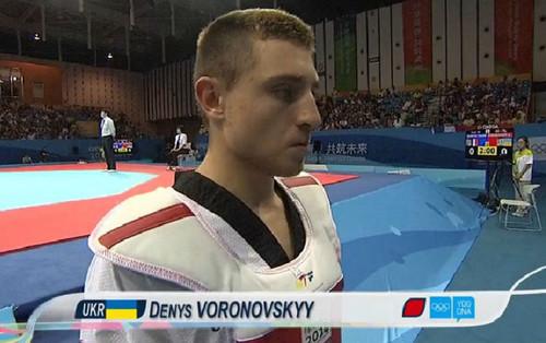 Украинский тхэквондист Вороновский выиграл бронзу Универсиады
