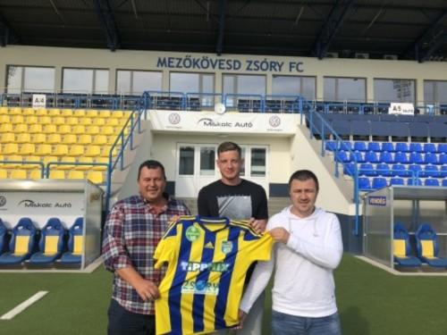 Защитник Нестеров перешел из Карпат в венгерский клуб