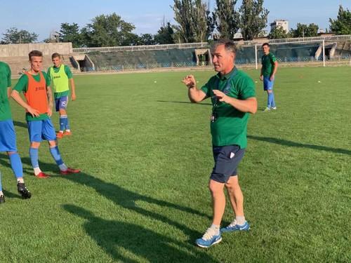 Хавров стал главным тренером херсонского Кристалла