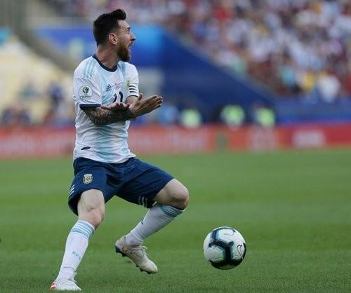 Месси не вошел в символическую сборную Кубка Америки