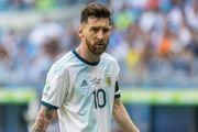 Головні поразки Ліонеля Мессі в збірній Аргентини