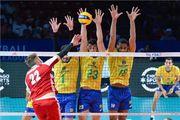 Начался финальный турнир мужской волейбольной Лиги Наций