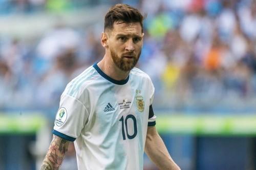 Главные поражения Лионеля Месси в сборной Аргентины