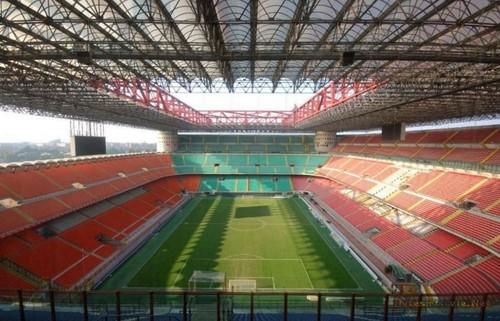 Милан и Интер планируют строительство нового стадиона