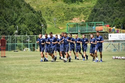 Мариуполь завершил учебно-тренировочный сбор в Турции