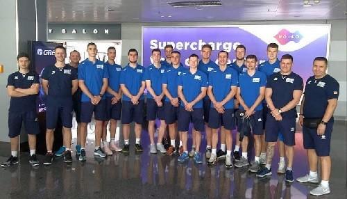 Сборная Украины U-20 отправилась на чемпионат Европы