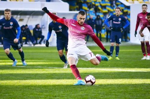 Черноморец подписал бывшего игрока Динамо