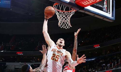 Летняя лига НБА. Вашингтон – Атланта. Смотреть онлайн. LIVE трансляция