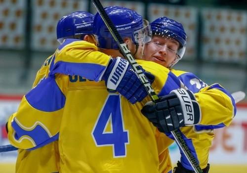 Сборная Украины завершила чемпионат мира поражением от Эстонии