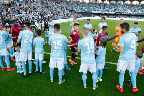 Сельта — Барселона - 2:0. Видео голов и обзор матча