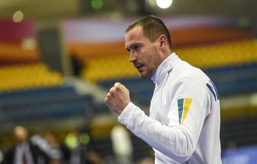 Украинцы сражаются за медали Гран-при Кали. Смотреть онлайн. LIVE