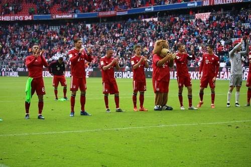 Бавария – Ганновер – 3:1. Видео голов и обзор матча