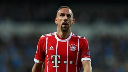 Рибери покинет Баварию по окончании сезона