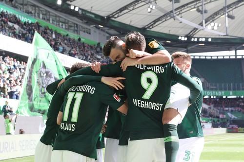 Вольфсбург – Нюрнберг – 2:0. Видео голов и обзор матча