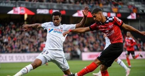 Генгам – Кан – 0:0. Обзор матча