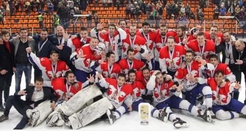 ЧМ по хоккею. В 2020 году дивизион Украины пополнят Литва и Сербия