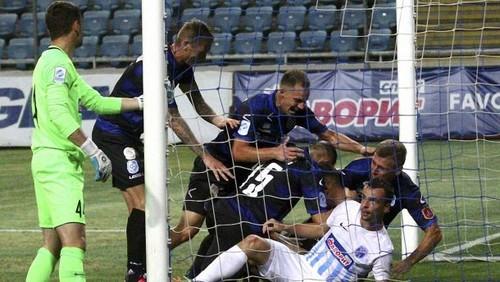 Черноморец забил Десне три гола за пять минут и вырвал победу