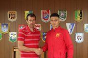 Ингулец подписал двух игроков