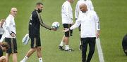 Marca: Лунин должен убедить Зидана, что может остаться в команде